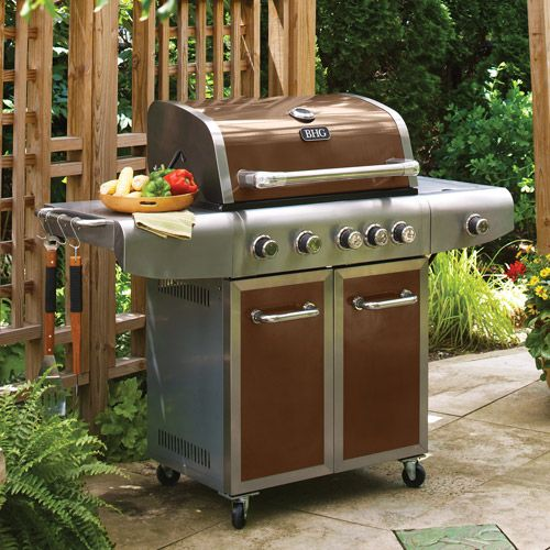 Better Homes And Gardens 72 000 Btus Gas Grill