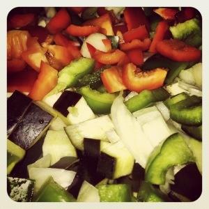 Meatless Monday: Ratatouille Lasagna   My Blog: healthygirlandthecit ...