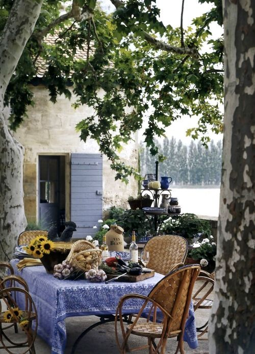 Provence - just take me there, I'll figure out the rest...