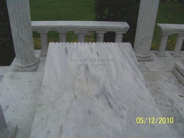 Jackie Gleason Gravesite