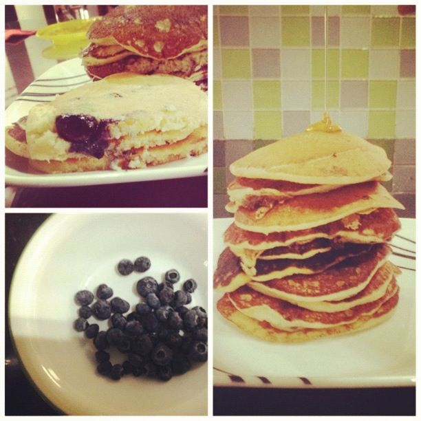 videos of how to make pancakes
