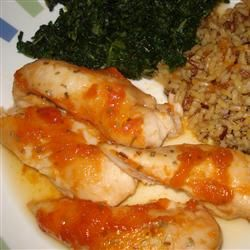 Apricot Chicken II Allrecipes.com To make this healthier, I would use ...