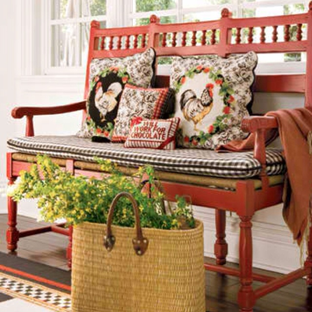french decor love the rooster motif home decor pinterest