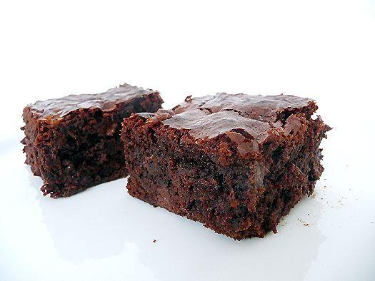 Whole Grain Brownies | Recipe