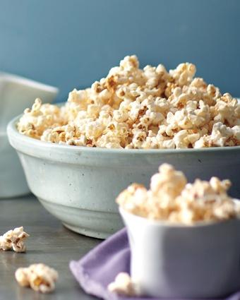 Good Eats for Mardi Gras - Cajun-Spiced Popcorn