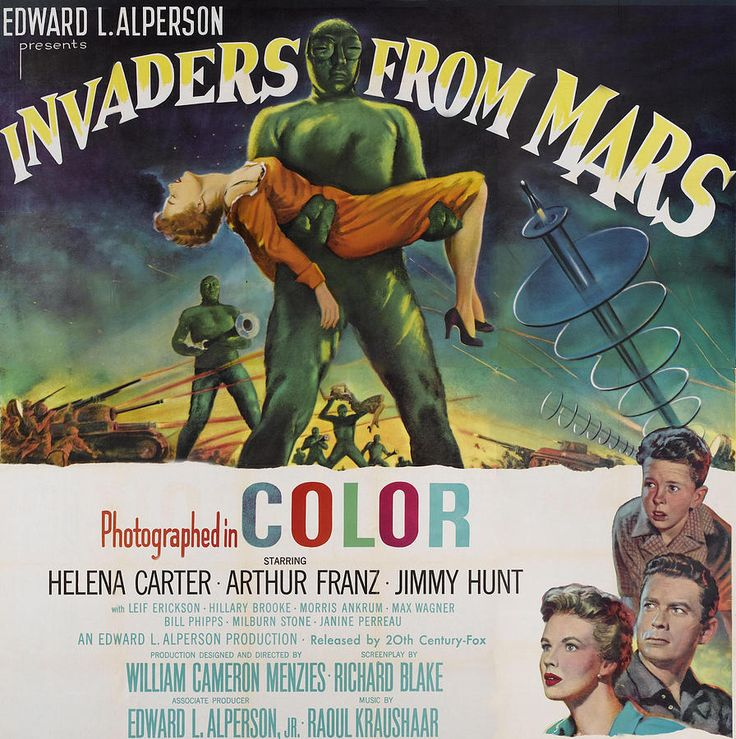 martians invaders from mars 1953 - photo #23