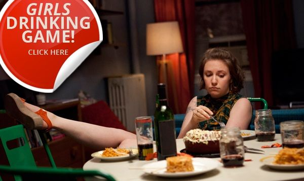 New Girl drinking game: True American | Drinking games | Pinterest
