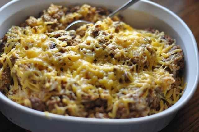 Mexican Rice Casserole | CopyKat Recipes | Restaurant Recipes
