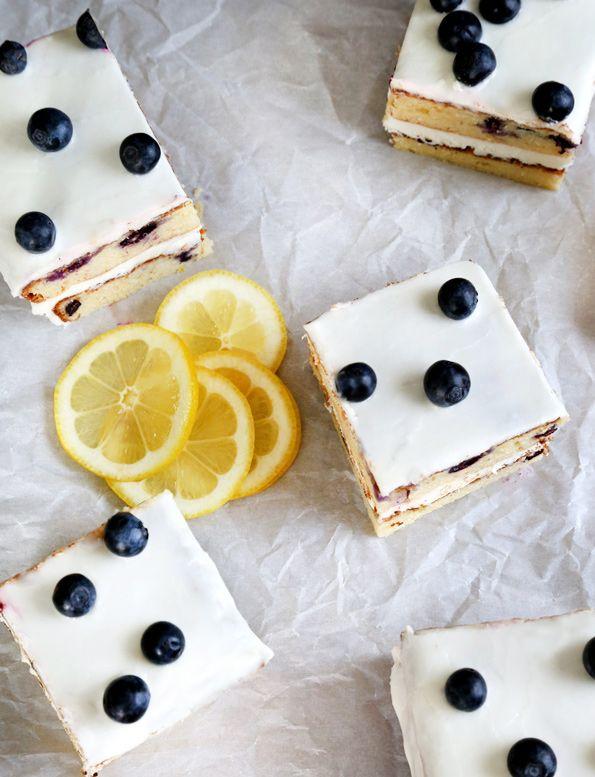 Gluten Free Lemon Blueberry Cake - Gluten-Free on a Shoestring- I ...
