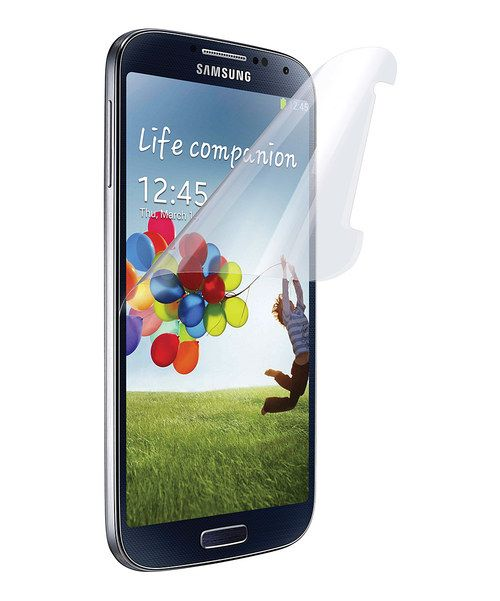 ... Screen Protector for Samsung Galaxy S4 - Set of Two on #zulily today