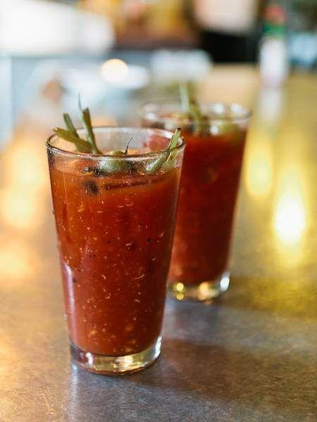Bloody Mary recipe | Tomatoes & Tomato Recipes | Pinterest