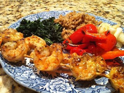 Chipotle lime shrimp skewers | Food on Friday: Lemons and Limes | Pi ...