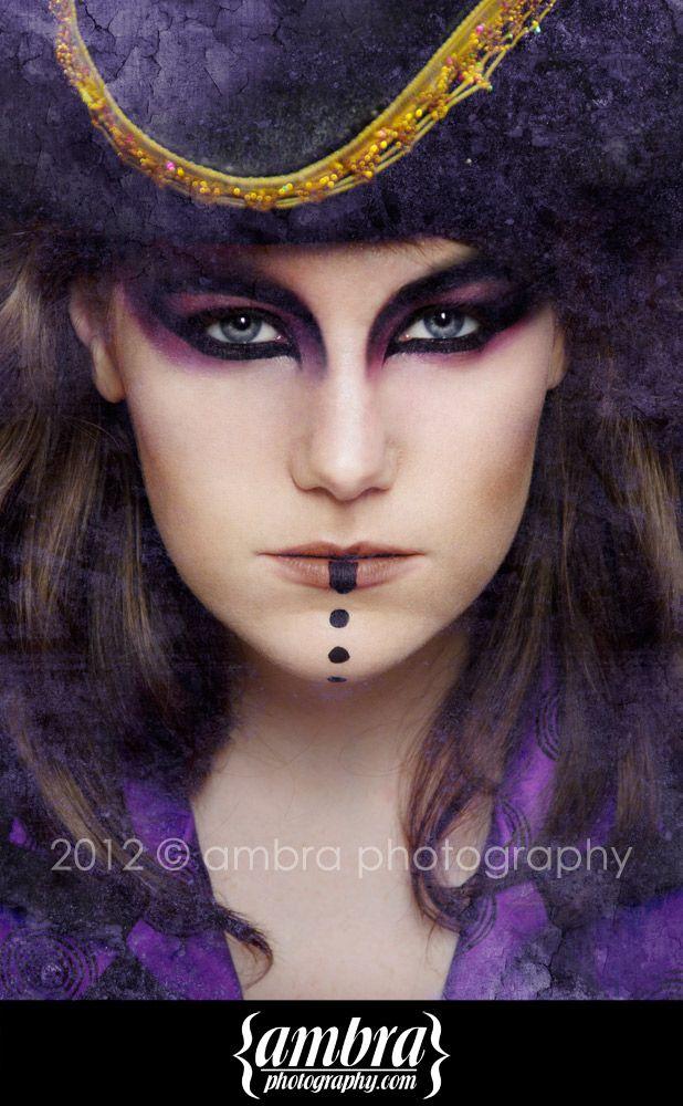 Pirate Makeup | Halloween Ideas | Pinterest