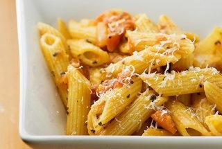 Penne with Gorgonzola Tomato Sauce | Tasty Treats!!! | Pinterest