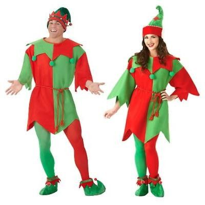Jolly elf adult costume christmas costumes pinterest