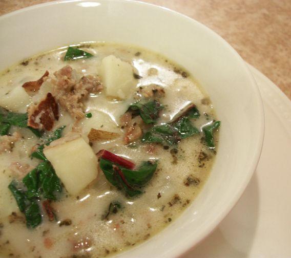 Zuppa Toscana | Eats=Recipe Ideas | Pinterest