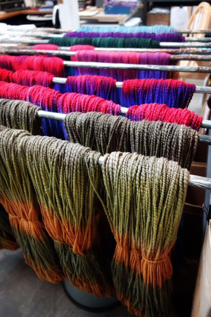 Schaefer Yarn (dying barn) Yarn to Dye For Pinterest