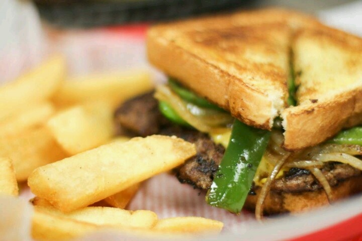 patty melt | Arnold burger | Pinterest
