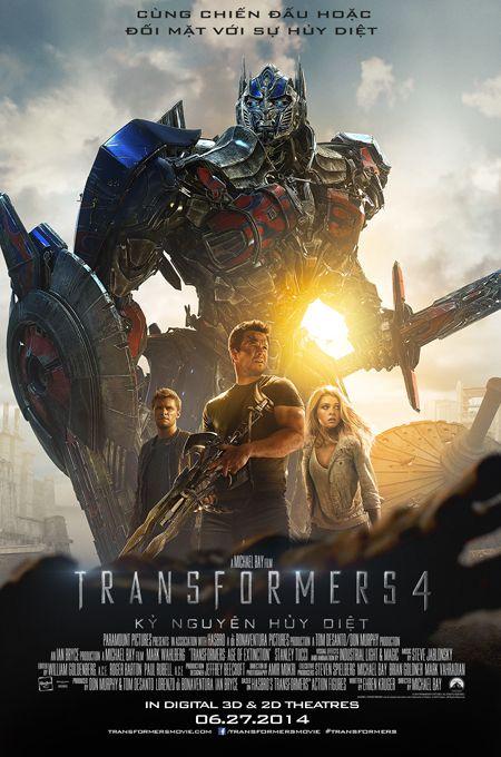Phim Transformers 4 | Robot Đại Chiến 4