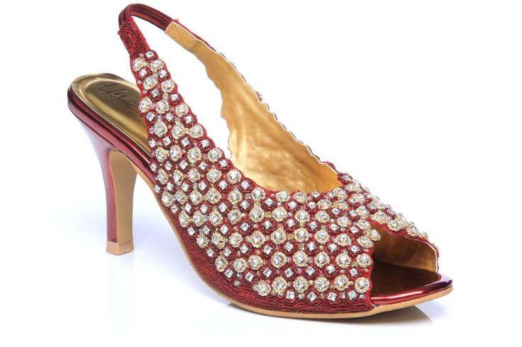 Luxury Women Indian Bridal Sandals  IndianPR Fusion Wedding Ideas  Pinter