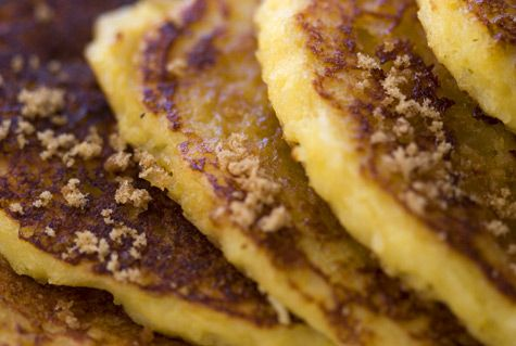 Coconut Macaroon Pancakes | Recipe