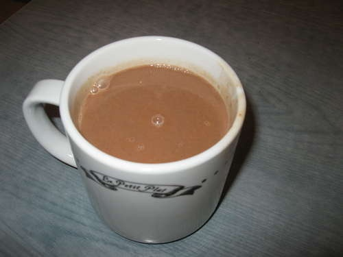Belgian Chocolate Hot Chocolate | Beverages | Pinterest