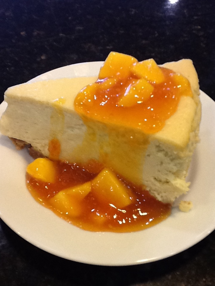 Tropical Cheesecake! | Desserts and More Yummy Treats | Pinterest