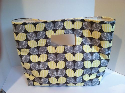 My House and Home - Home - {DIY} No-sew Duct Tape Bag