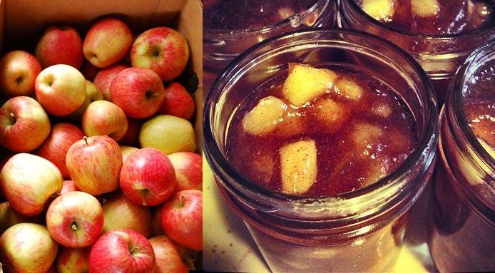 Seasonal Spice: Apple Pie in a Jar, Five-spice Chutney, Gingerbread J ...