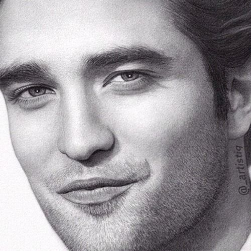 Drawing ♥ | Robert Pattinson! | Pinterest Robert Pattinson