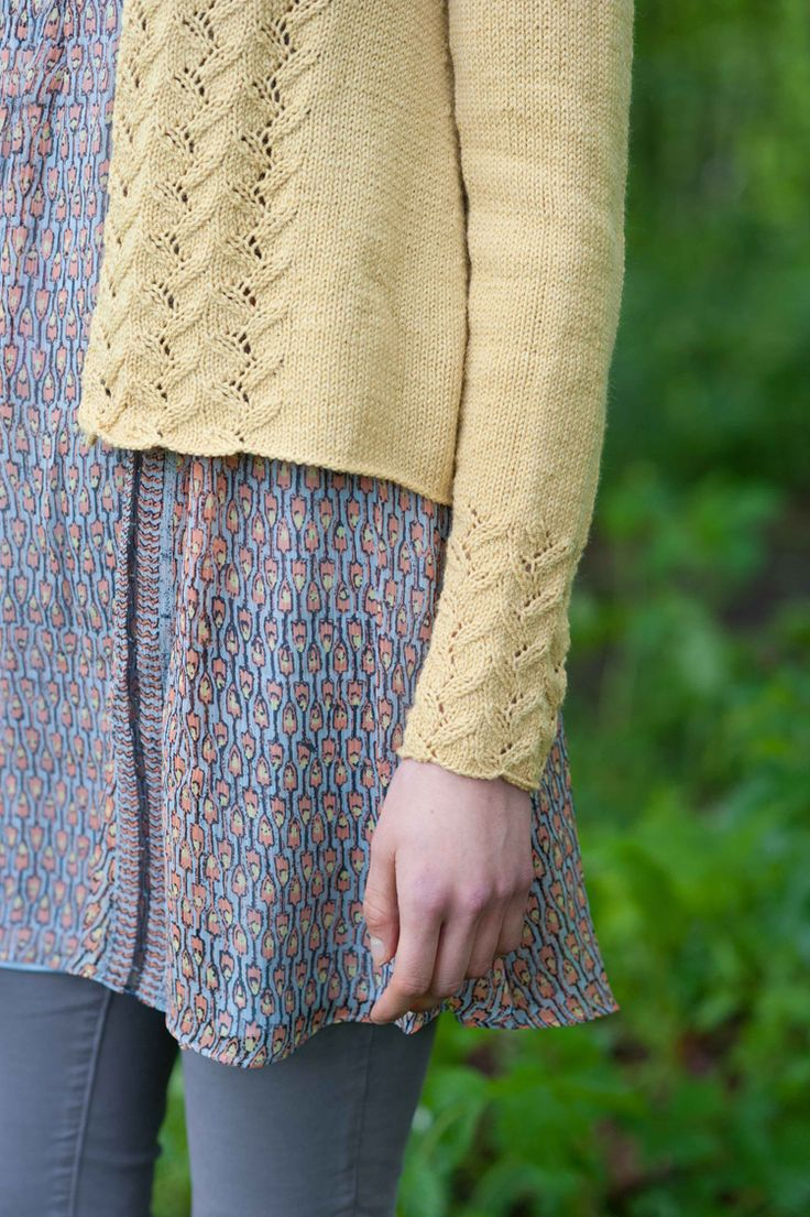florence by carrie bostick hoge / quince & co. tern