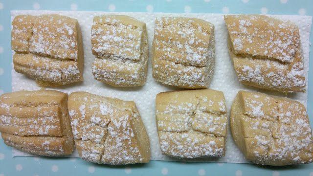 Turkish Shortbread-Flour Cookie (Un Kurabiyesi)