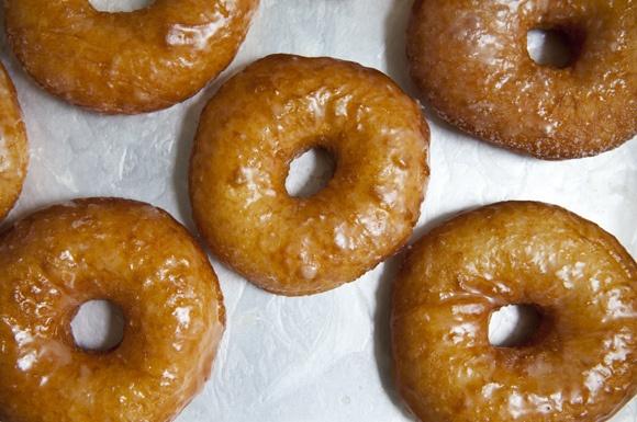Mom's Raised Doughnuts (Your Best Recipe with Yeast Winner)