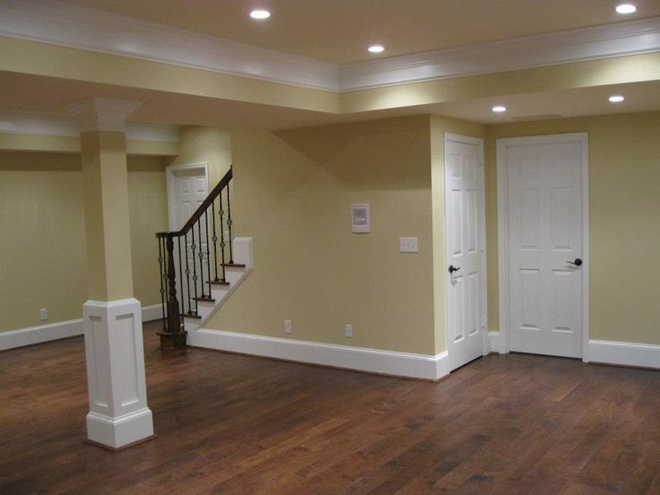our actual basement remodel finished basement ideas pinterest