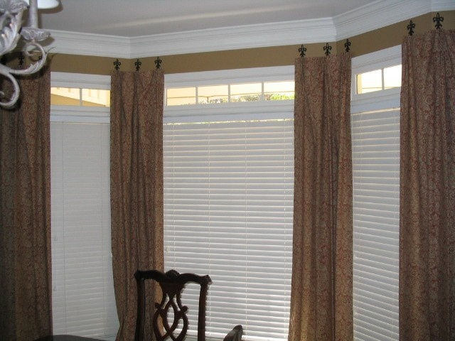 Curtains For Bay Windows Pinterest Crafts