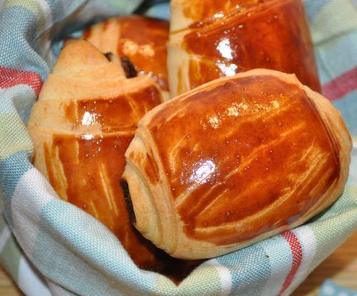 petits pains au chocolat | Viennoiserie & pâtisserie | Pinterest