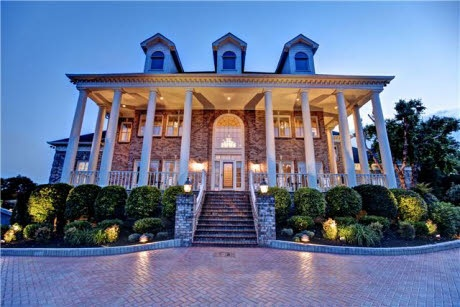 George jones home in nashville tn celebrity homes for Nashville tn celebrity homes