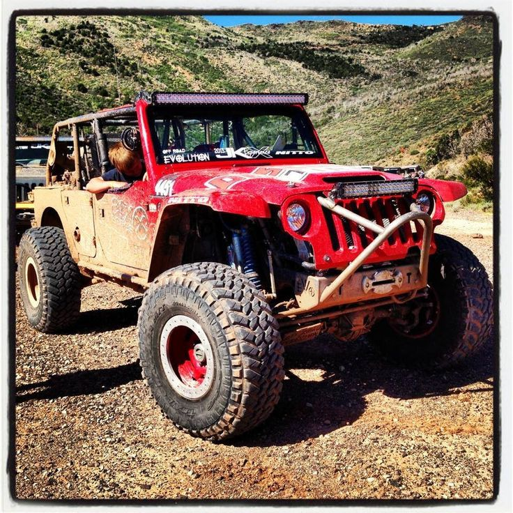 Off road evolution evo 1 jeep love pinterest