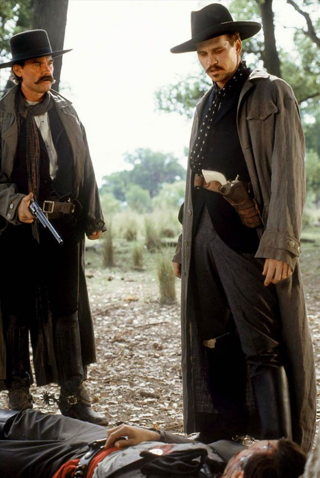 , Val Kilmer and Sam E...