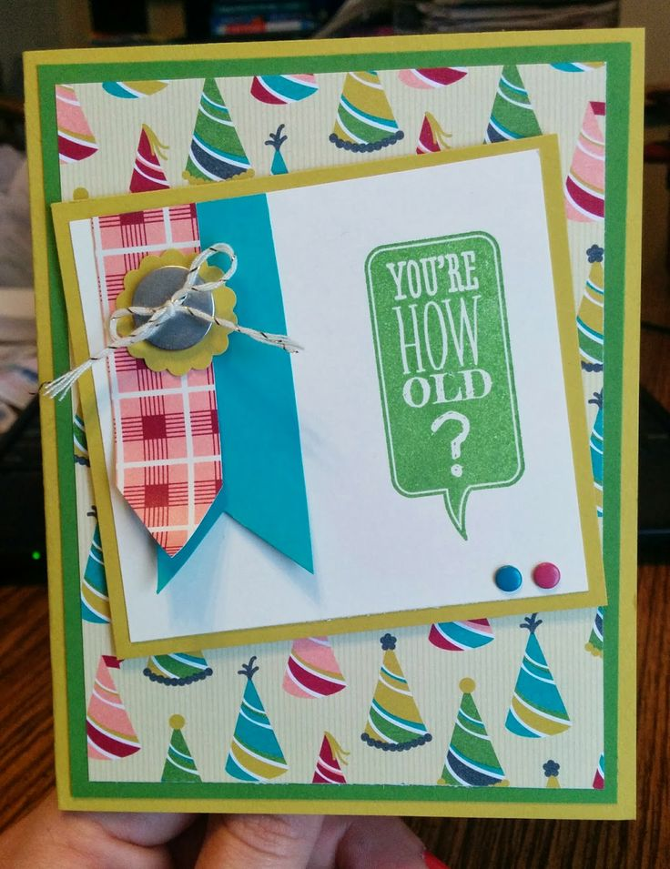 Another Awesome Swap Hop!  #stampinup