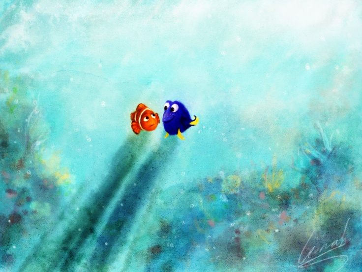 nemo and marlin relationship goals