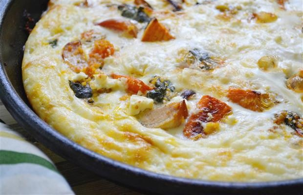 Skillet Frittata | Food&Recipes | Pinterest