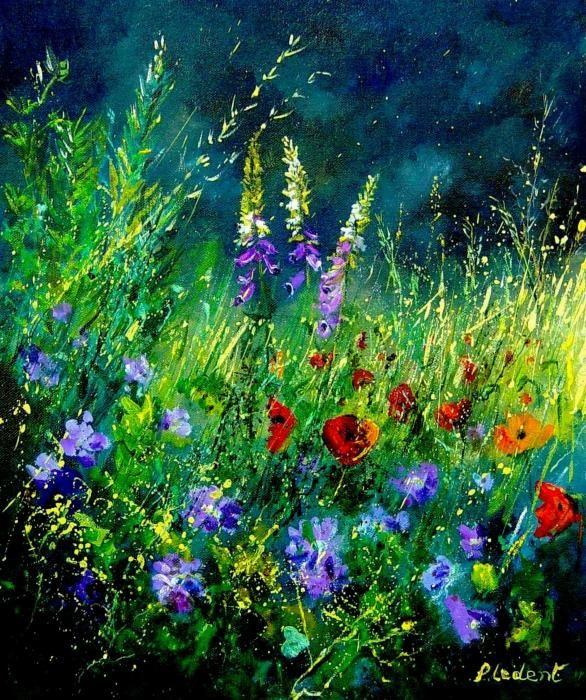 Wildflowers -  Pol Ledent