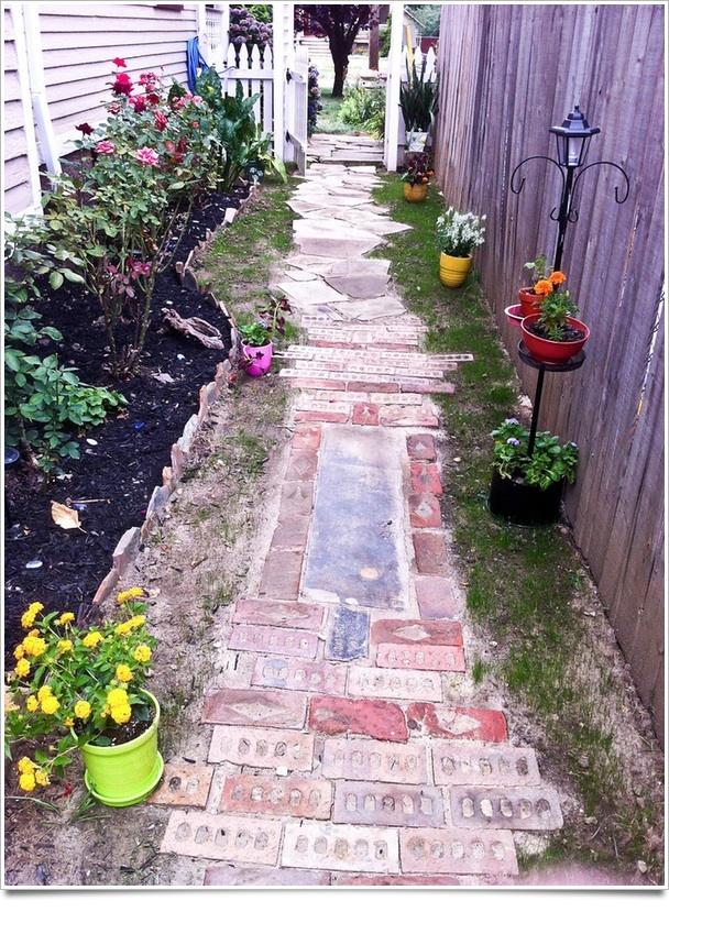 recycle garden ideas for kids pinterest