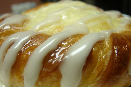 Cheese Danish | A Sweet Delight | Pinterest