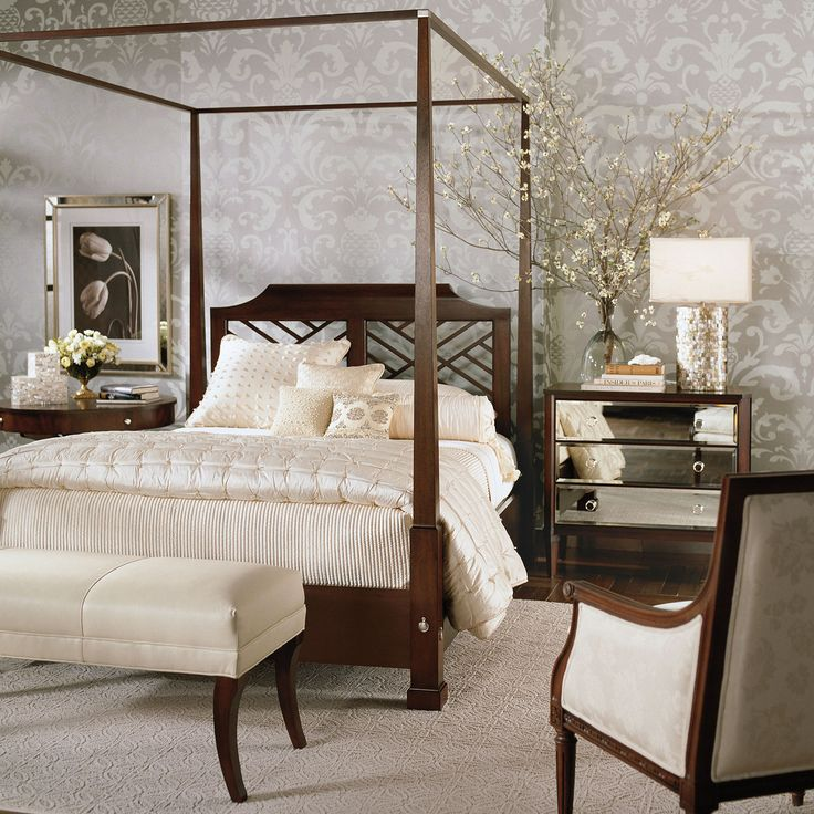 neutral interiors ethan allen bedroom idea veronica chest and poster
