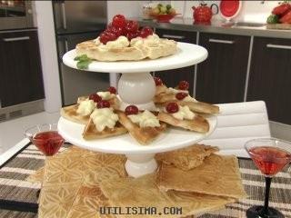 Recetas | Waffles dulces | Utilisima.com
