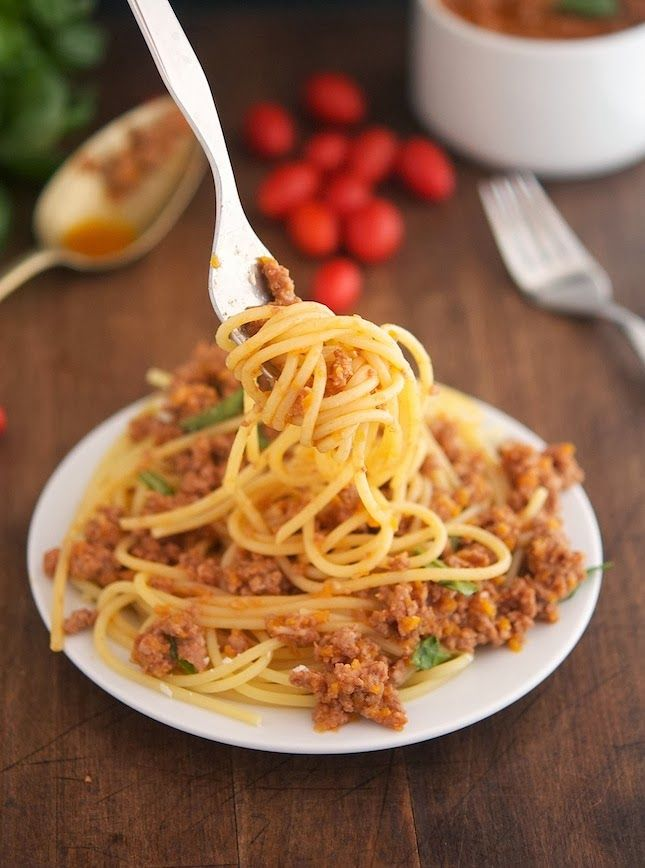 Crock-Pot Bolognese Sauce | Pasta heaven | Pinterest