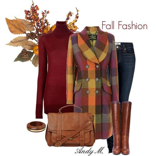 Latest Autumn Fashion Trends For Girls 2013 2014 3 Latest Autumn Fashion Trends For Girls 2013/ 2014