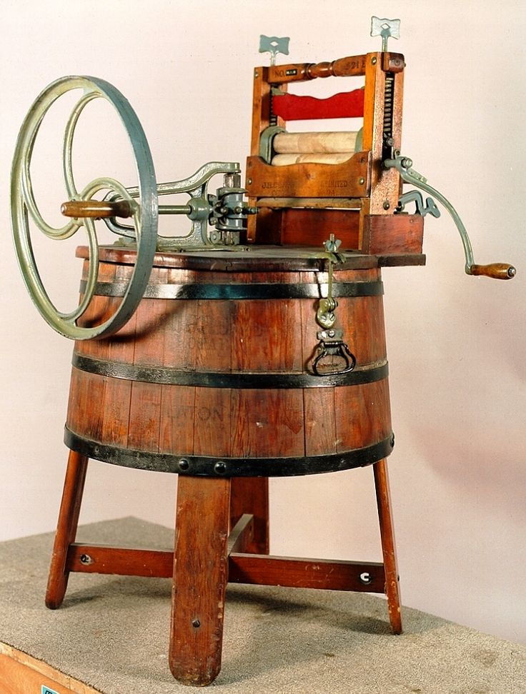 Eaton & Co Supreme Rotary washer #antique #canadian #laundry #home # ...